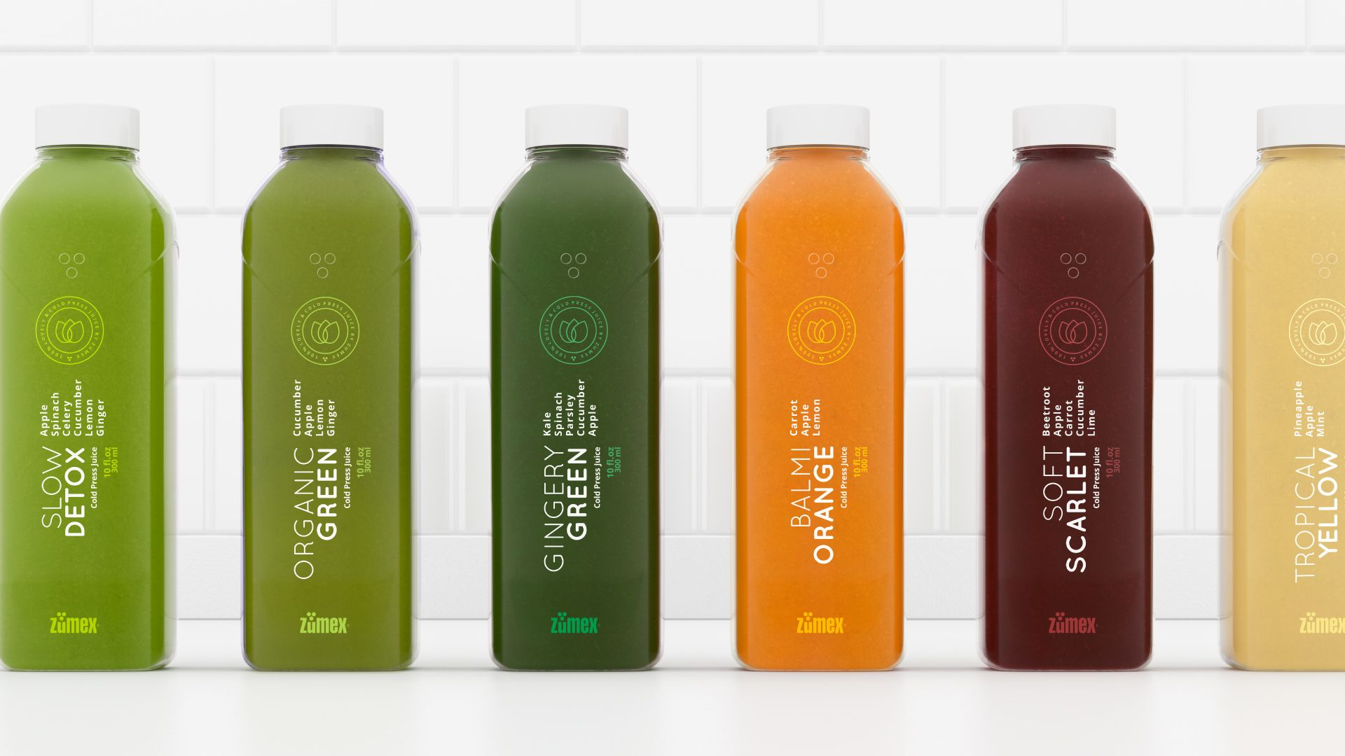 Cold Press Technology For Juice